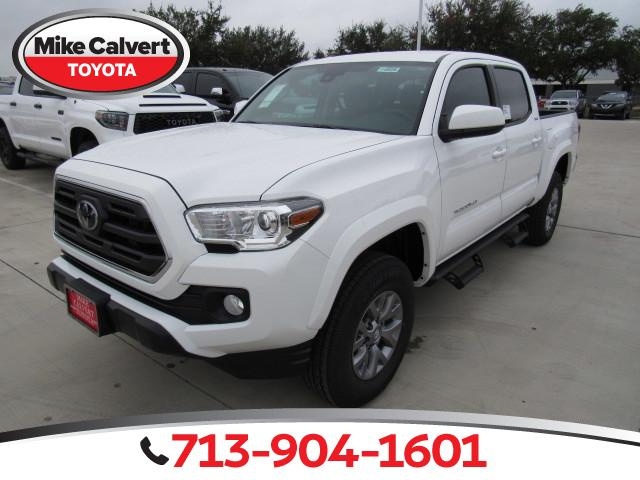 New 2019 Toyota Tacoma Sr5 Crew Cab Pickup In Houston 2190808
