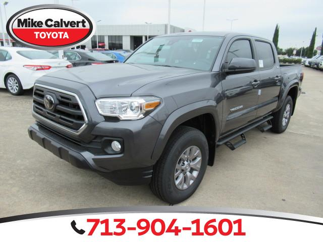 New 2019 Toyota Tacoma Sr5 Crew Cab Pickup In Houston 2190297