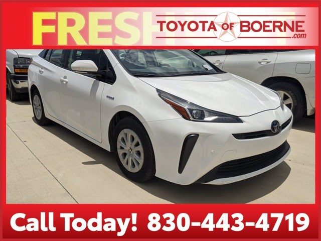 Certified Pre-Owned 2019 Toyota Prius LE