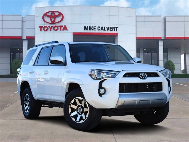 Certified Pre-Owned 2019 Toyota 4Runner TRD Off-Road