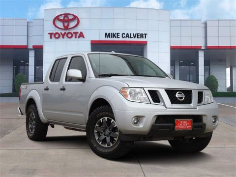 Pre-Owned 2018 Nissan Frontier PRO-4X