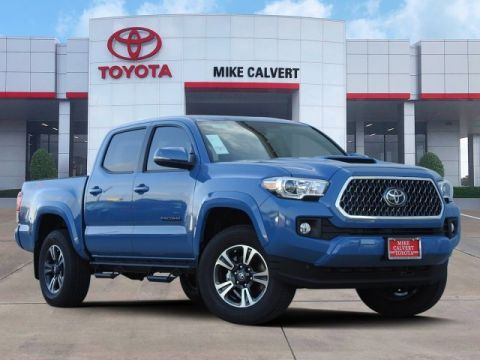 New 2019 Toyota Tacoma TRD Sport Crew Cab Pickup in Houston