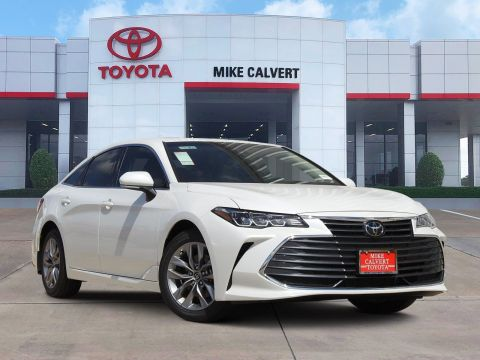 New 2020 Toyota AVALON XLE