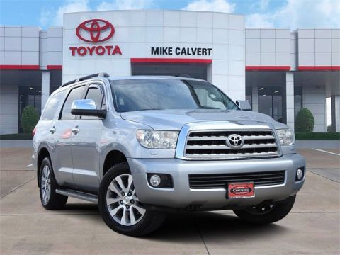 Certified Pre-Owned 2015 Toyota Sequoia Limited