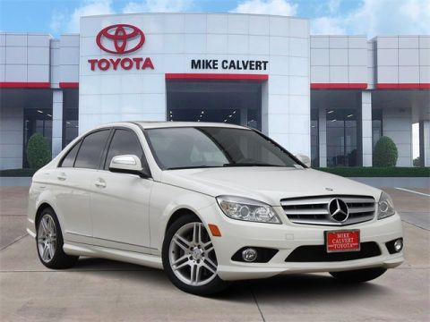 Pre-Owned 2009 Mercedes-Benz C-Class C 350